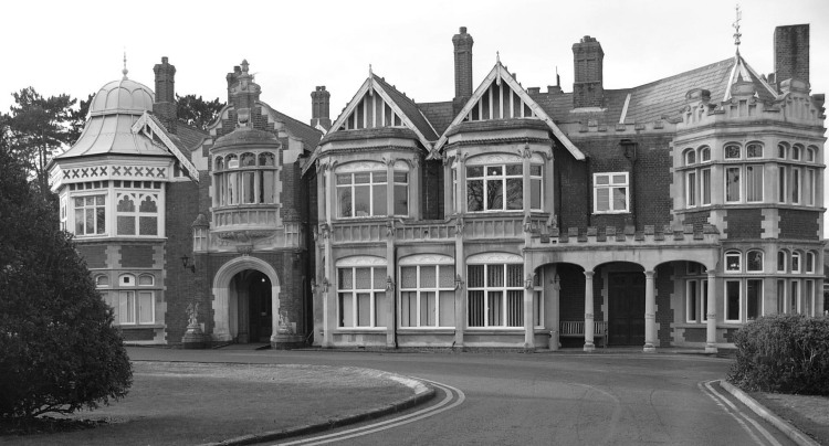 Bletchley Park today