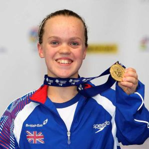 Keep track of Walsall's golden paralympian