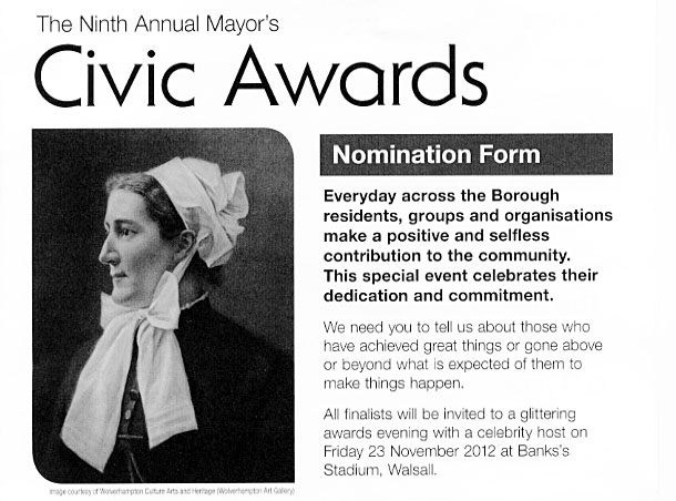 Mayor's Civic Awards