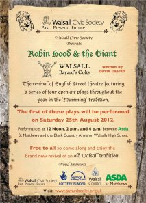 Robin Hood and the Giant Flyer