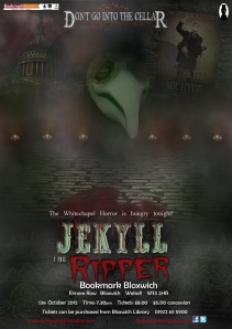 Jekyll the Ripper poster