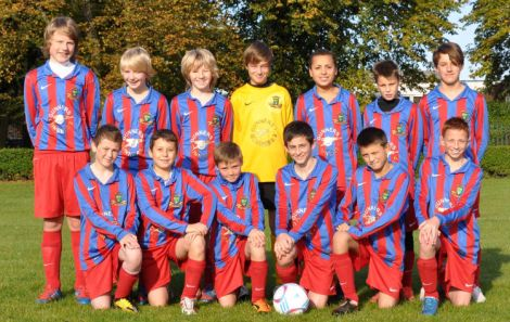 Team photo courtesy Gunners FC.