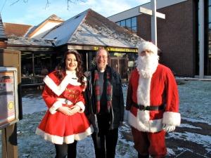Christmas at St John's 27 Nov 2010.