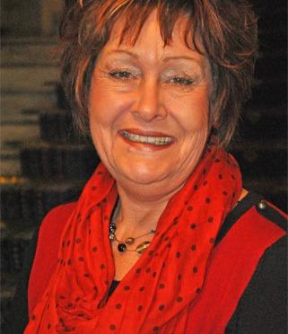 Cllr Patti Lane (Picture: George Makin).