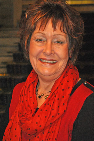 Cllr Patti Lane (Picture: George Makin).