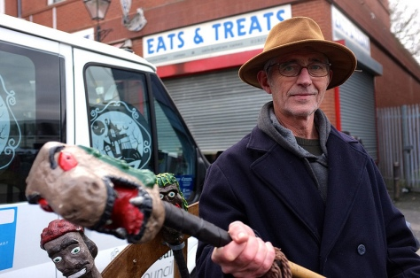 David Calcutt gets to grips with a reproduction Bayard's Colt.