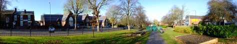 History and natural beauty come together at Bloxwich Promenade Gardens on the High Street.