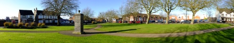 Not just a patch of grass - a place of life and heritage on Elmore Green since ancient times..