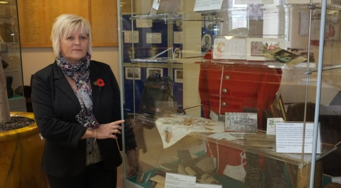 Great War exhibition opens at Blakenall Heath