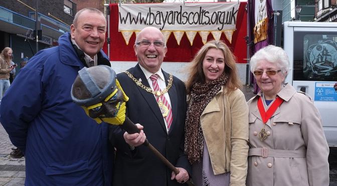 Devilish treat draws crowds to Walsall High Street