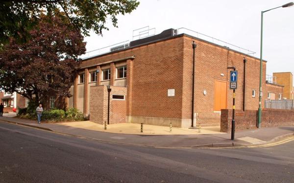 Bookmark Bloxwich Theatre, Elmore Row, Bloxwich