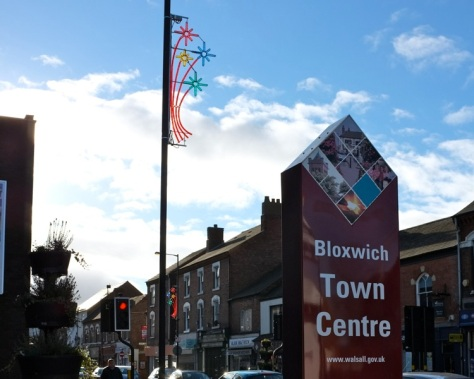 Christmas cracker - Bloxwich High Street