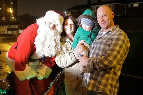 Festive family fun on Fishley Lane