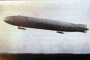 Archivist to reveal true story of Walsall Zeppelin Raid in public talk