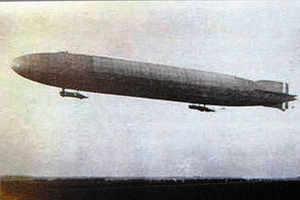 Archivist to reveal true story of Walsall Zeppelin Raid in public talk