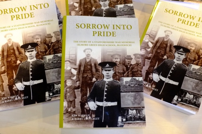 'Sorrow into Pride' Elmore Green memorial book special price
