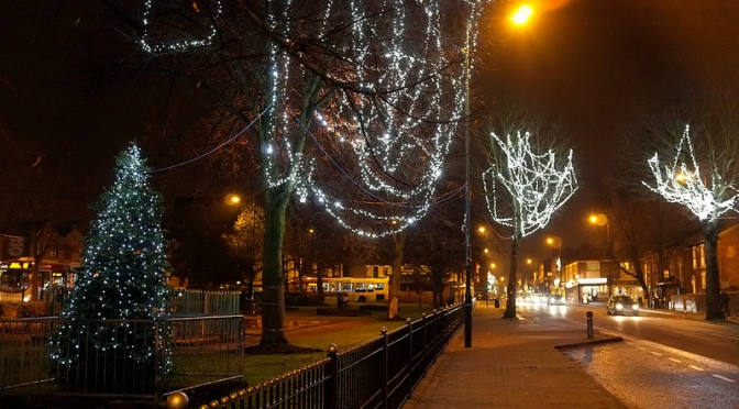 Appeal to public to support Bloxwich Christmas lights