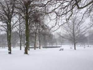 Weather and Schools around Bloxwich