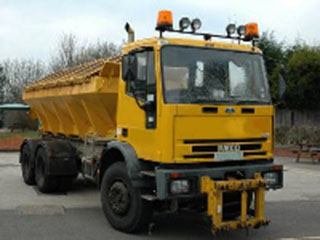 Gritting Lorry (Walsall Council)