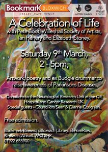 A Celebration of Life poster