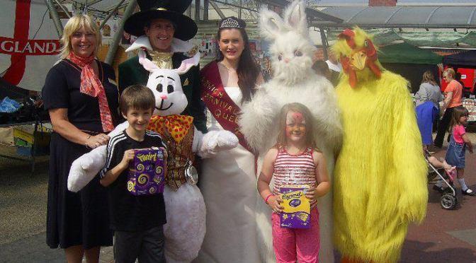 Easter Fun in Bloxwich