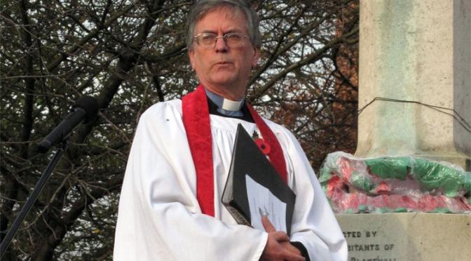 Revd. Roger Williams