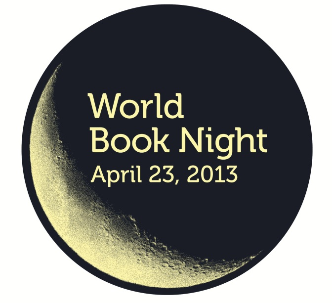 Readings and free books for World Book Night Bloxwich