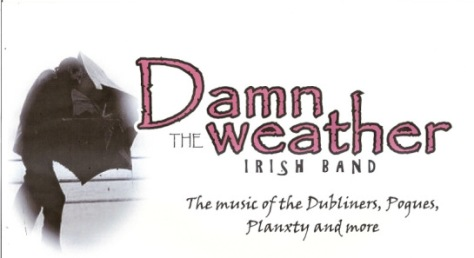 Damn the Weather logo