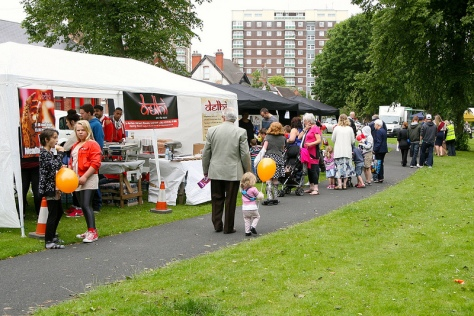 Loads of stalls for all