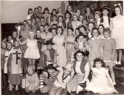 Edgar Stammers School Pantomime, circa 1959