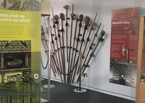 Bayard's Colts on display in Walsall Museum (pic: Stuart Williams)