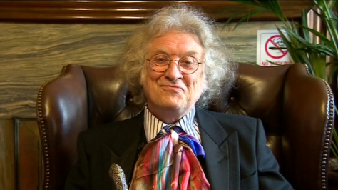 Noddy Holder at Walsall Town Hall