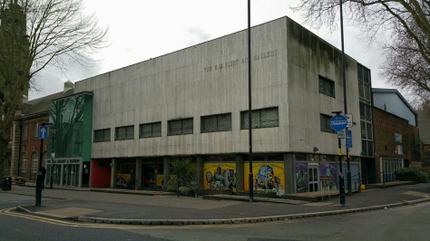 Walsall Museum (pic: Stuart Williams)