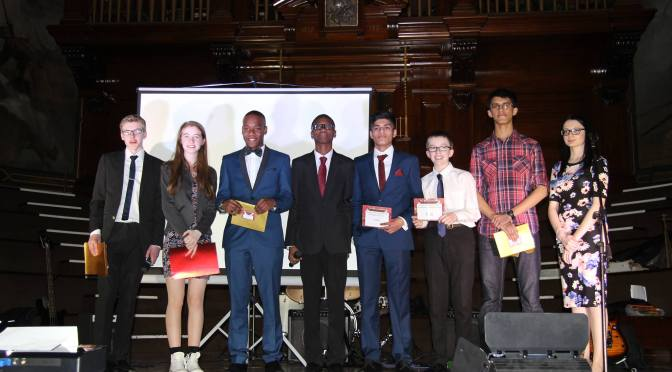 Votes in for Walsall members of youth parliament