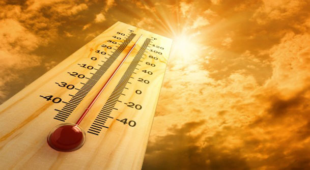Heatwave health warning