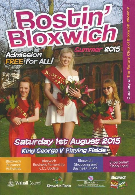 Bloxwich Carnival 2015 (from Bostin Bloxwich) - click to enlarge