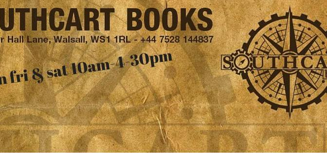 Readers to beat a path to Walsall bookshop this Saturday!