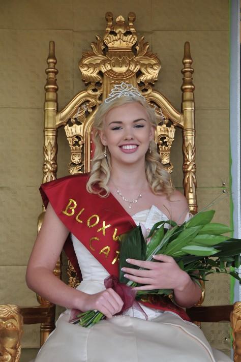 Queen Charlotte of Bloxwich begins her reign