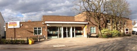 Bloxwich Library and Theatre (aka Bookmark Bloxwich) Pic Stuart WIlliams