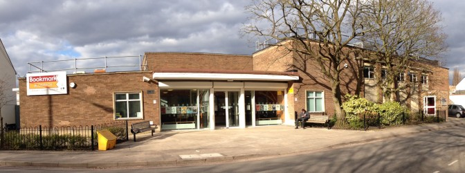 Bloxwich Library saved amid drastic Council cuts