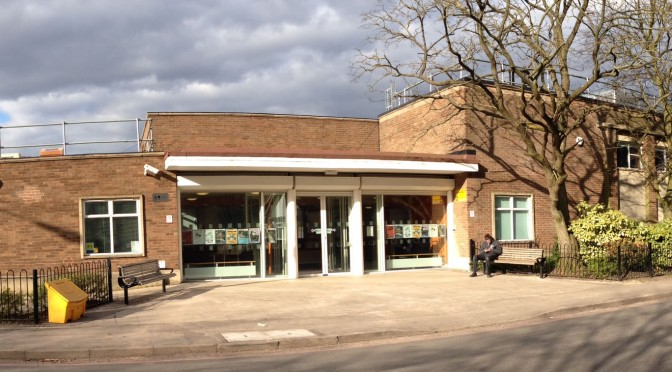 Bloxwich Councillors bid to save Bloxwich Library and Theatre