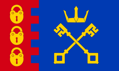 The Willenhall flag