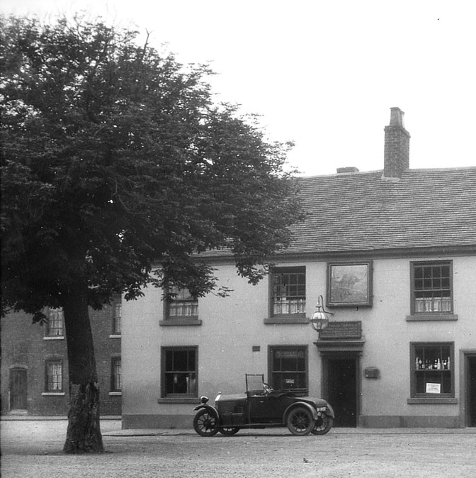 The Old Bull's Head & The Bloxwich Wishing Tree