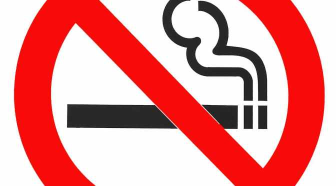Smokefree car legislation in force from today