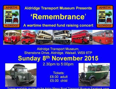 Remembrance poster image