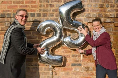 Walsall Silver Thread Project marks 25 years of the Creative Development Team