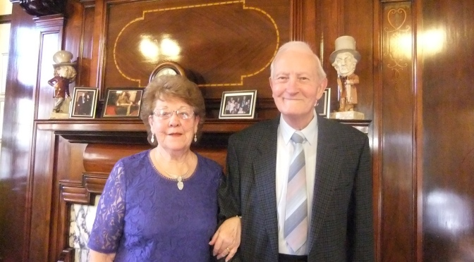 Bloxwich couple's Diamond Anniversary is an 'Affair to Remember'