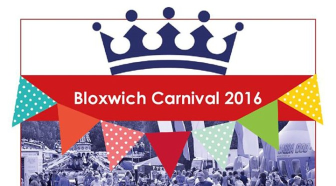 Bloxwich Carnival Royalty selection coming up soon