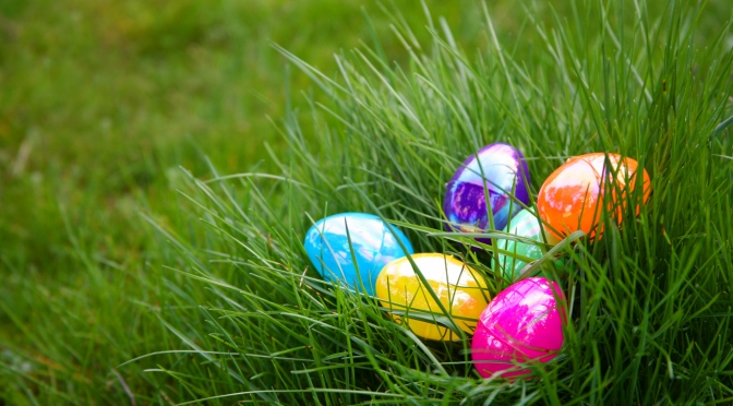 Easter eggcitement in local libraries