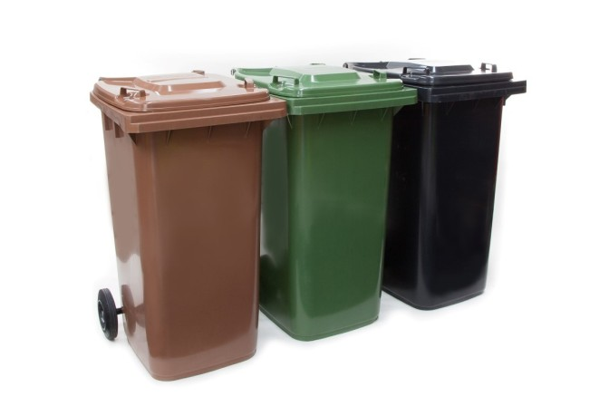 Borough's bins go fortnightly from October